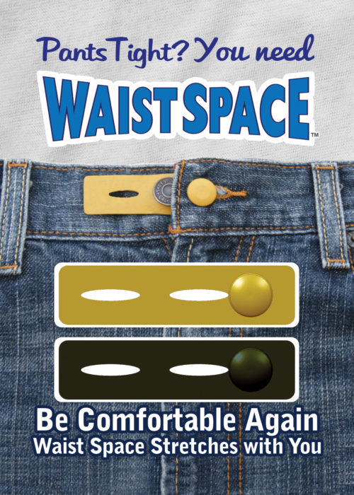 Waist Space Package of 2